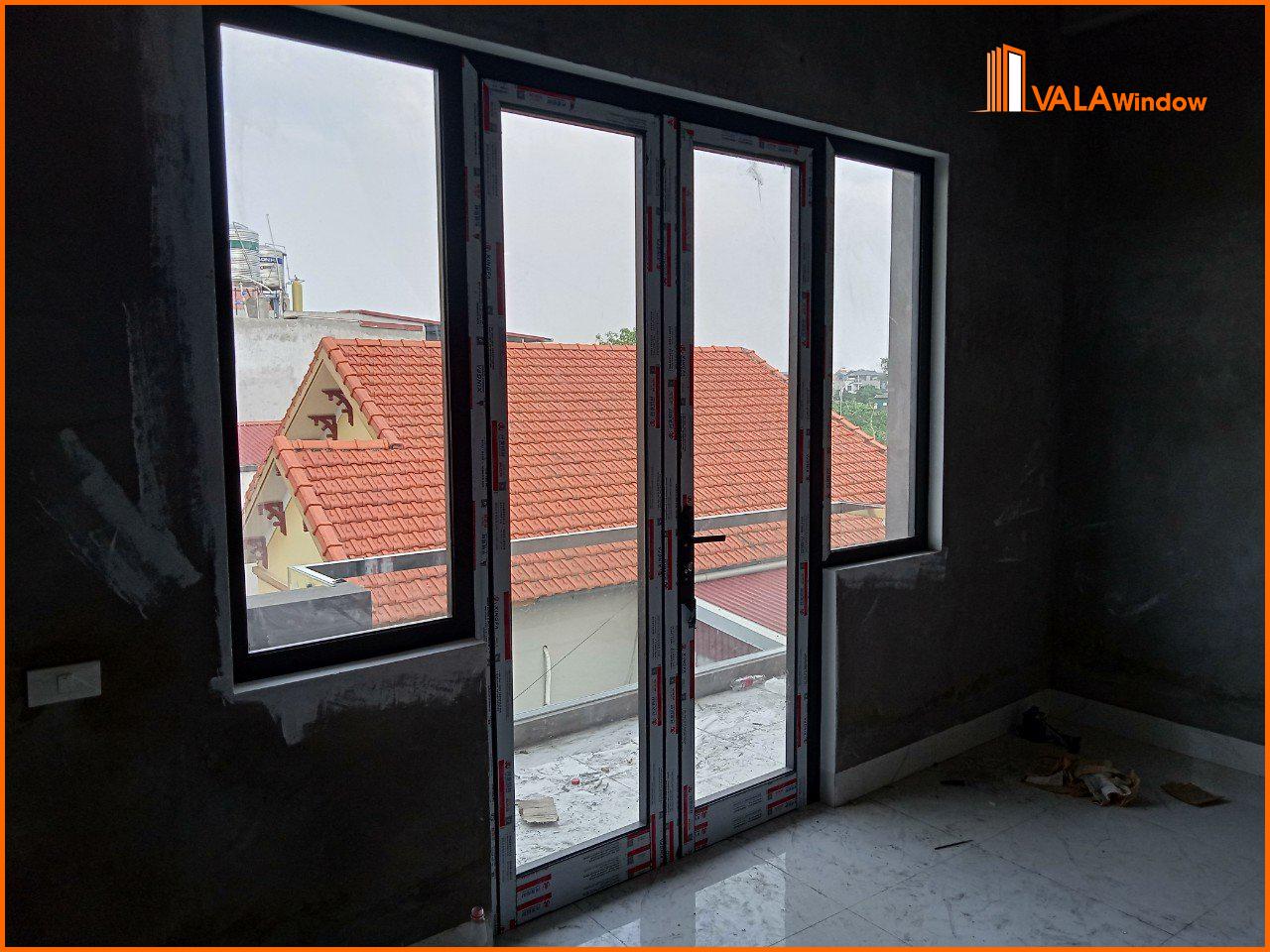 công trình cửa nhôm của VALA Window
