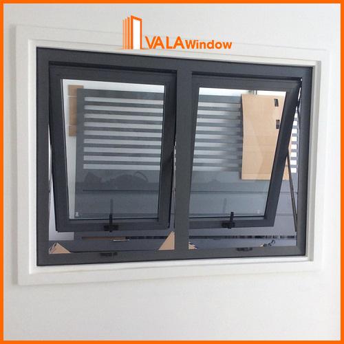 cửa sổ nhôm PMA mở lật
